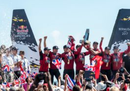 Яхт-клуб Royal New Zealand Yacht Squadron сообщил об отмене Youth America's Cup