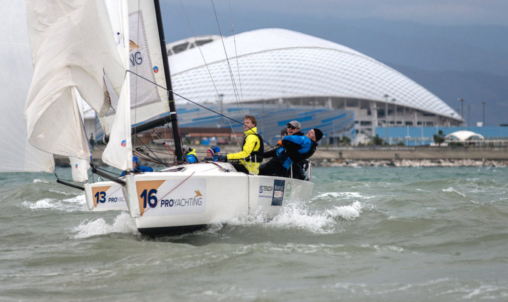 PROYachting Sochi Winter Cup