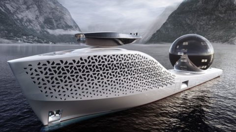 Iddes Yachts - Earth 300